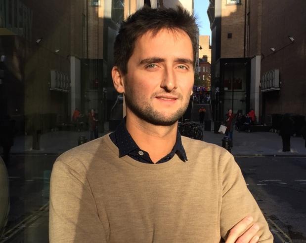 François-Xavier Préaut, directeur des ventes chez Outbrain - DR