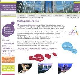 L'OT de Paris lance un site pour les pros du tourisme d'affaires