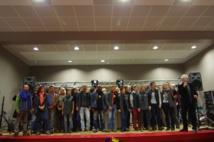 """Pour fêter les 30 ans de La Balaguère, des guides du """"trek"""" sont venus du monde entier - DR"""