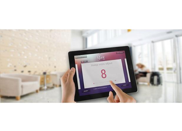 Une start-up spécialisée dans la collecte et diffusion d'avis - (c) Guest App