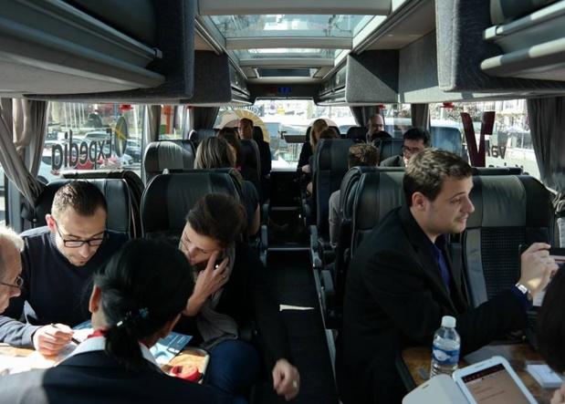Le TourMaG&Co Roadshow sera sur les routes du 2 au 7 novembre 2015 dans 9 villes française dont la Corse - Photo MC
