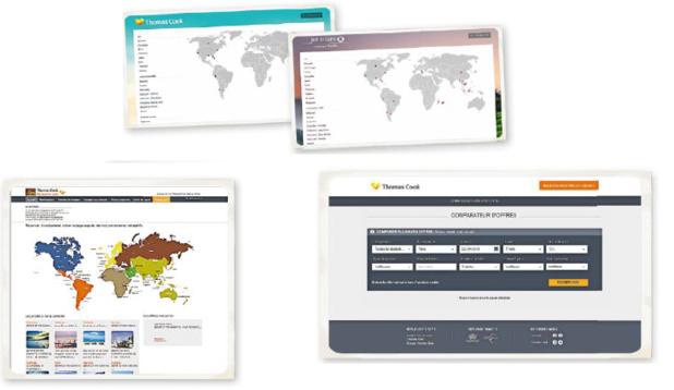 Thomas Cook propose trois nouveaux outils numériques aux agents de voyages de son réseau - DR : Thomas Cook