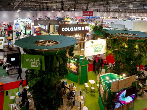 Plus de 50 000 visiteurs et 5 000 exposants sont attendus pour la 36e édition du WTM London - Photo : World Travel Market