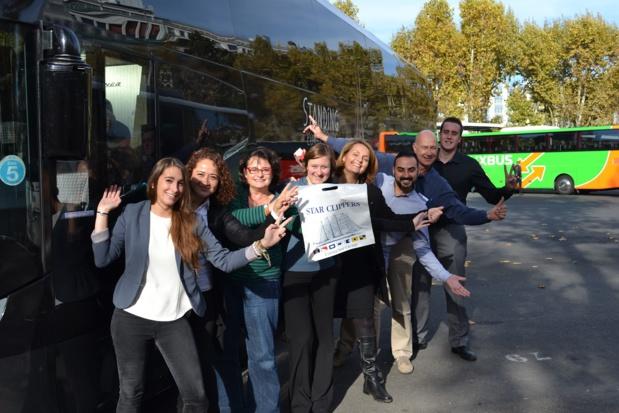 Les fournisseurs présents pour cette nouvelle édition du TourMaG&Co Roadshow - Photo : M.C.