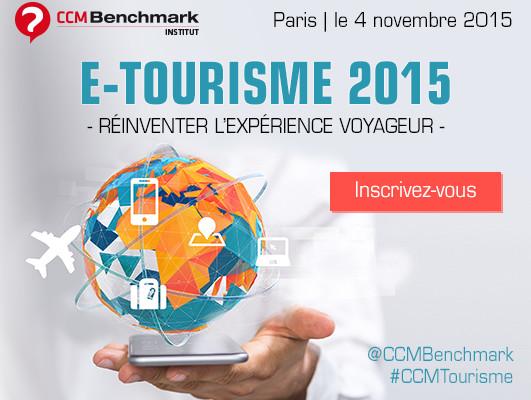 E-tourisme 2015