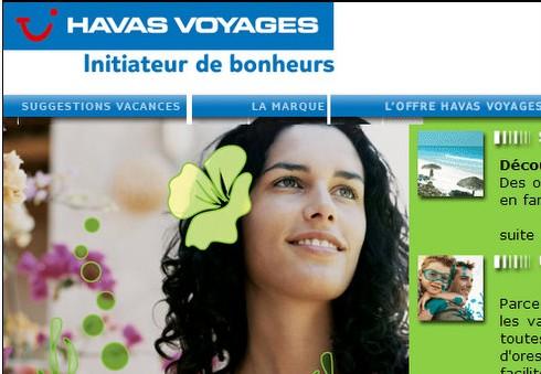 Futur « improbable » TUI France : les agences Havas ne dramatisent pas…