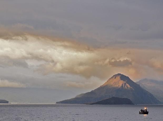 Paysage d'Alaska - Photo CP