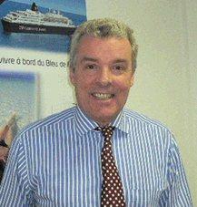 CDF Croisières de France : N. Sharp nouveau Directeur Général