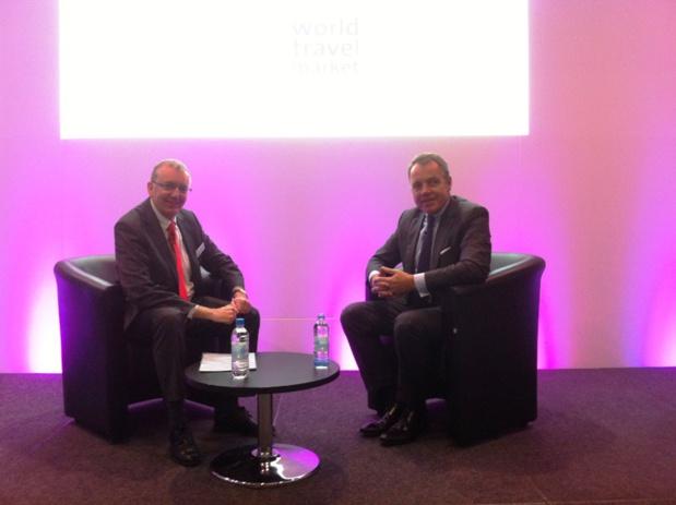 Christoph Mueller, le PDG de Malaysia Airlines n'est pas très optimiste sur la pérennité de la desserte parisienne. DR-LAC