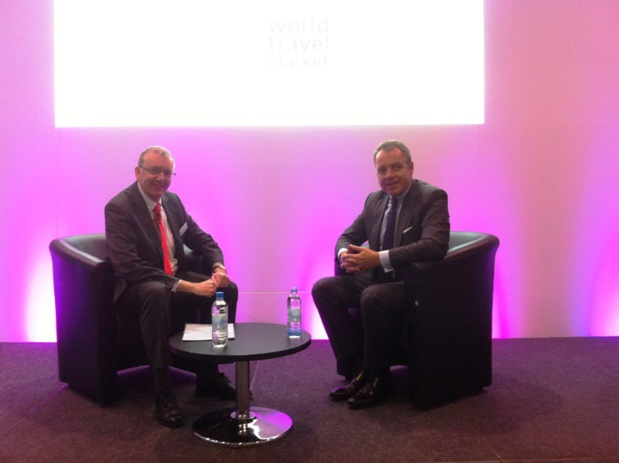 Christoph Mueller, the CEO of Malaysia Airlines is not very optimistic on the continuity of the Parisian service. DR-LAC