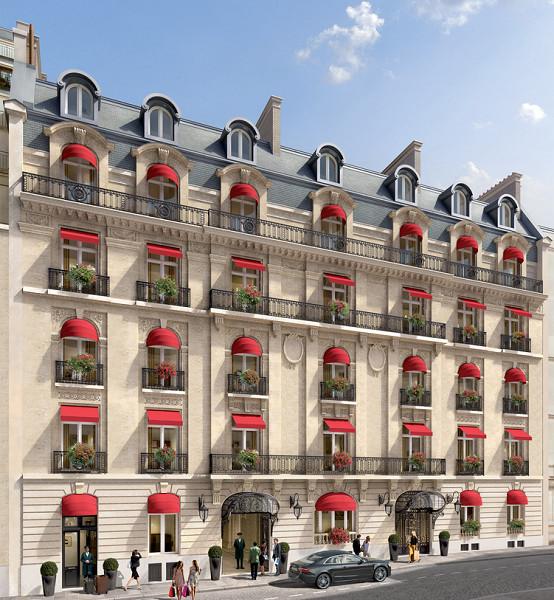Le Citadines Suites Champs-Élysées Paris - Photo DR