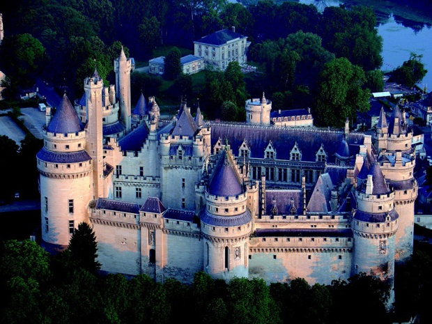 Château de Pierrefonds Copyright CDT Oise