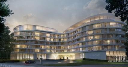 Hambourg : un hôtel 5 étoiles ouvrira à l'automne