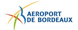 Aéroport de Bordeaux : trafic en hausse de 10,8 % en octobre 2015