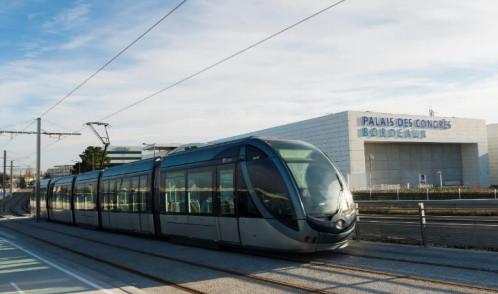 Le Palais des Congrès de Bordeaux accueillera le COngrès national de l'Umih en 2015 - Photo : CEB