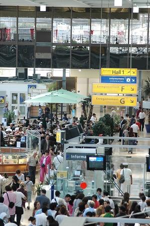 La fréquentation de l'aéroport Marseille Provence est en croissance depuis début 2015 - Photo : Marseille Provence