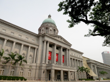 La National Gallery de Singapour - DR