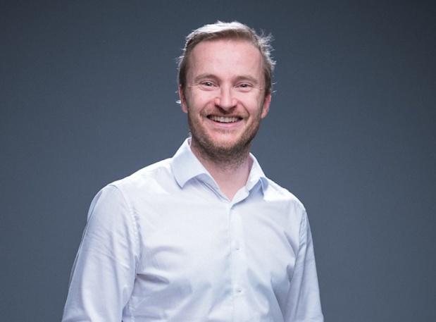 Alix Tafflé, fondateur de MorningCroissant - DR