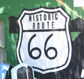 West Forever met en jeu un voyage à moto sur la Route 66 - Photo : West Forever