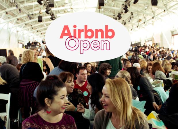 Les activités #AirbnbOpen prévues ce samedi ont été annulées
