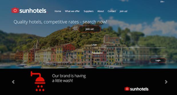 Sunhotels veut séduire le marché français. DR-Sunhotels
