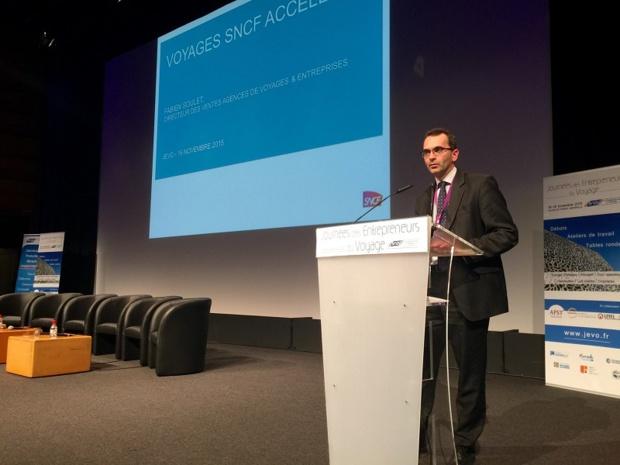 Congrès du SNAV : Rachel Picard (SNCF Voyages) absente (live)