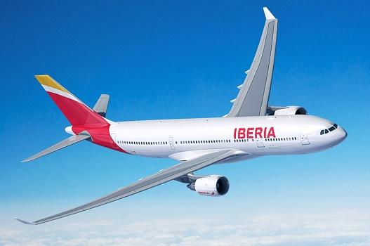 Les vols d'Iberia entre Madrid et San Juan seront assurés en Airbus A330-200 - Photo : Iberia