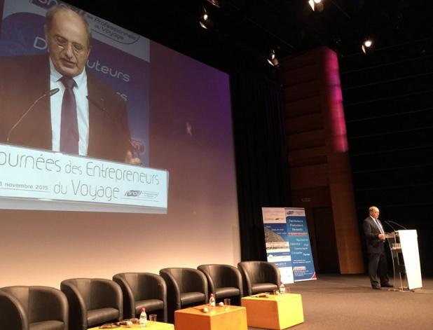 Jean-Pierre Mas prépare une refonte du SNAV