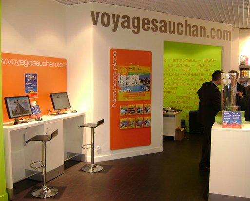 Voyages Auchan se rebaptise VoyagesAuchan.com