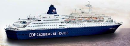 CDF Croisières de France part à la rencontre des professionnels