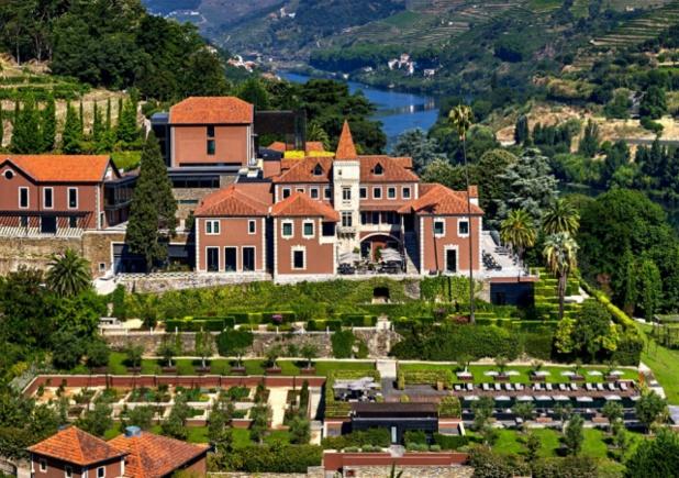 Hotel De Charme Vallee Du Douro