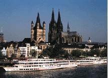 Cologne : la plus latine des ''belles allemandes''