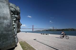 Vue sur le Tage à Lisbonne - DR