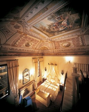 Parmi les nouveaux venus le Grand Hôtel Continental à Sienne