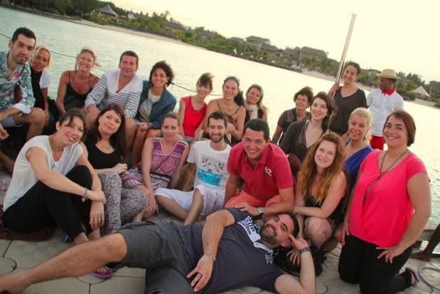 Ile Maurice : Vacances Transat et cool Attitude pour 40 agents de voyages !