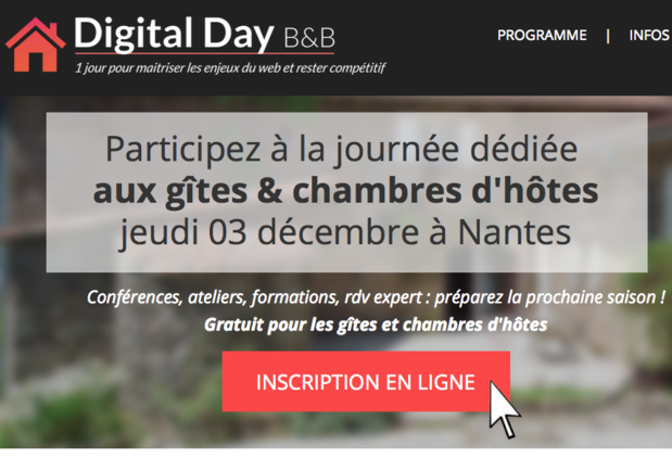 Le Digital Day B&B - Capture Appyourself
