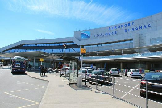 L'accès à l'aéroport de Toulouse sera compliqué mercredi 2 décembre dès 05h30 - Photo : © Zoé Leguevaques-Aéroport Toulouse-Blagnac