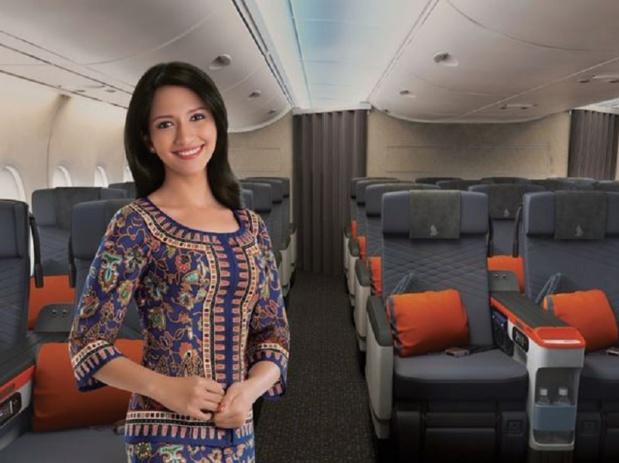 Singapore Airlines lance sa nouvelle Premium Economy le 5 décembre 2015 - Photo : Singapore Airlines