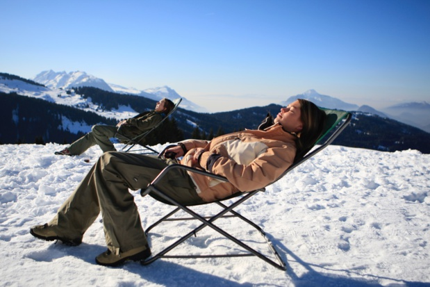 Samoëns : la station de ski développe les activités bien-être