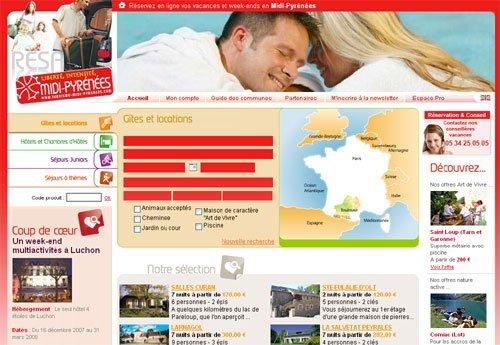 Reservationmidipyrenees.com : les vacances en quelques clics !