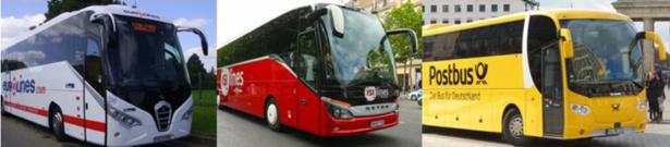 Transdev (isilines, Eurolines) et Deutsche Post (Postbus) sont en partenariat renforcé - Photos DR