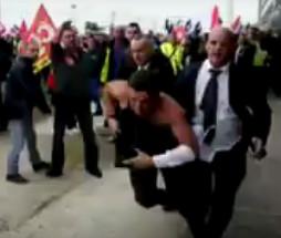 Chemise déchirée : le jugement des salariés mis en cause renvoyé au 27 mai 2016