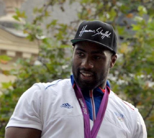 Teddy Riner JO 2012 - Photo Jean-Jacques Georges Wikipedia