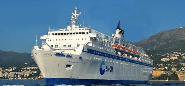 Les marins de la SNCM vont reprendre le travail - Photo : Louis Moutard-Martin