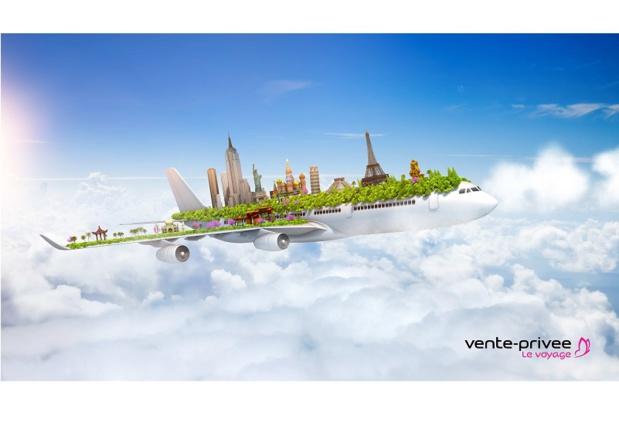 Vente Privée Le Voyage est le 4ème site de tourisme le plus visité en France - DR : Vente-privée