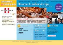 Savoie : lancement du portail Savoiehautesavoie.com