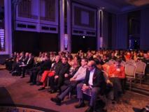 Les adhérents du réseau en séance plénière - Photo CE