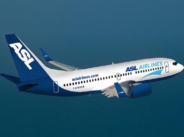 ASL AIrlines, ex-Europe Airpost pourrait perdre aujourd'hui une partie de son activité avec La Poste, son client historique - Photo DR