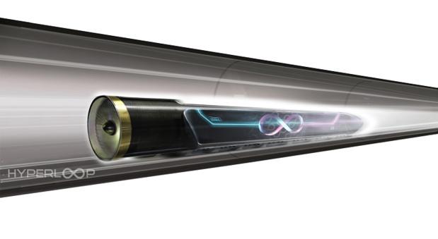 Hyperloop : le train du futur bientôt testé aux USA !