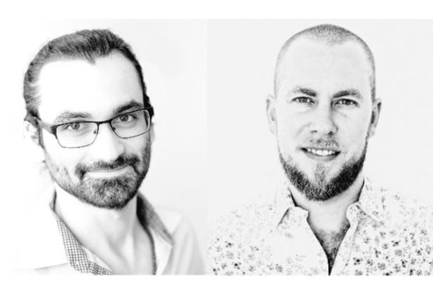 Paul Ziadé et Éric Mangin, Co-fondateurs